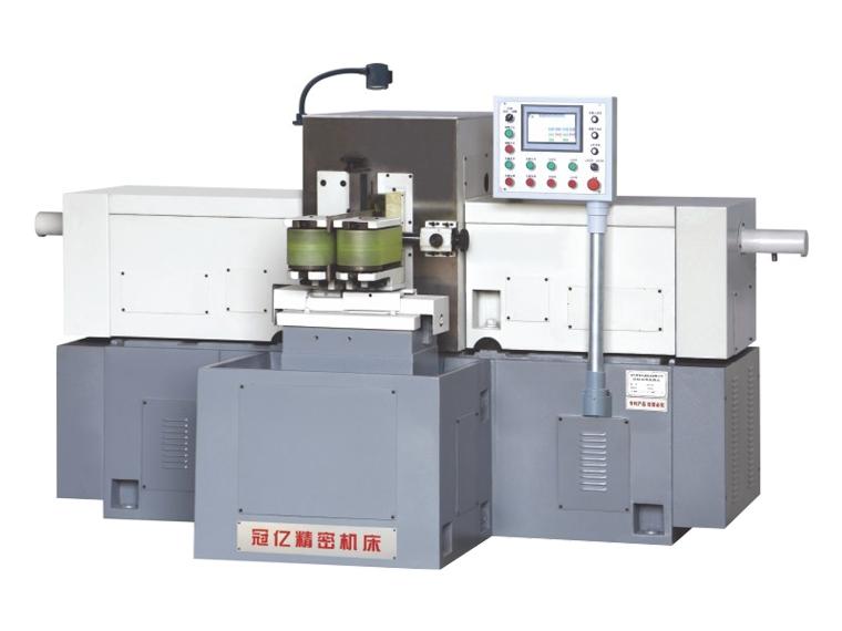 MZ7650贯串送料卧轴无液压双端面磨床